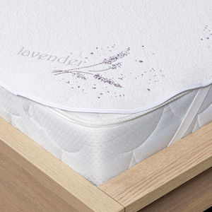 4Home Lavender Chránič matraca s gumou, 180 x 200 cm