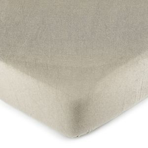 4Home jersey prestieradlo sivá, 140 x 200 cm