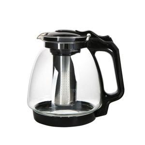 Altom Kanvica na čaj so sitkom Black, 2,2 l