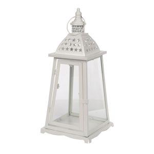 Altom Kovový dekoratívny lampáš Fabio, 26,5 cm