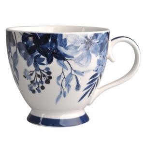 Altom Porcelánový hrnček Infinity Blue, 400 ml