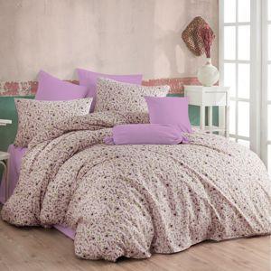 Night in Colours Bavlnené obliečky Iris fialová