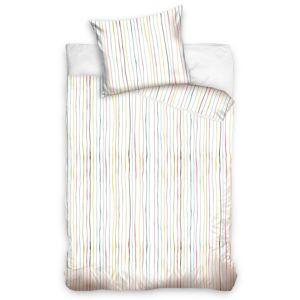 BedTex Bavlnené obliečky Multicolor, 140 x 200 cm, 70 x 90 cm
