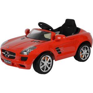 Buddy Toys BEC 7111 el.auto Mercedes SLS červená