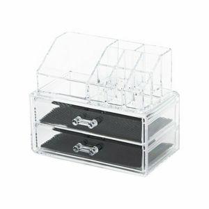 Compactor Organizér na kozmetiku 2 zásuvky