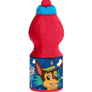 Detská športová fľaša Paw Patrol Chase 400 ml
