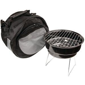 BBQ kemping gril + chladiaca taška