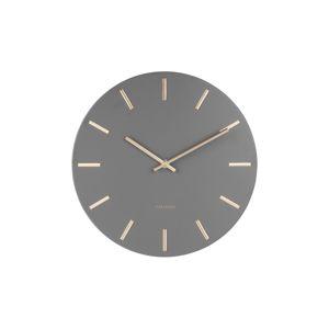 Karlsson Designové nástěnné hodiny KA5716GR