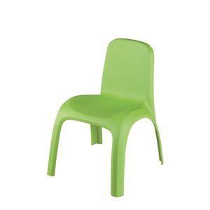 Keter Detská stolička zelená, 43 x 39 x 53 cm