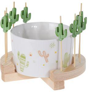Koompan miska Kaktus