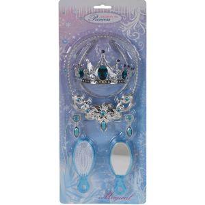 Koopman Detský set šperkov Magic princess, modrá