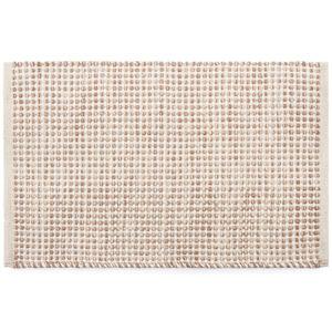 BO-MA Trading Kusový bavlnený koberec Elsa béžová, 60 x 110 cm