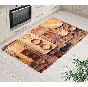 Bellatex Kusový koberec Škandinávia 3D, 80 x 120 cm