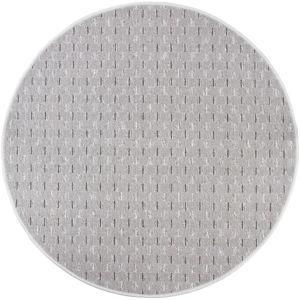 Vopi Kusový koberec Valencia sivá, 100 cm