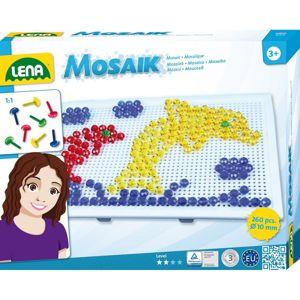 Lena Mozaika Klobúčik, 28 x 19,5 cm