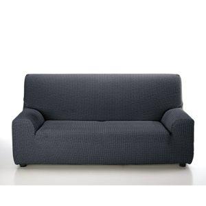 Forbyt Multielastický poťah na sedaciu súpravu Sada modrá, 240 - 270 cm