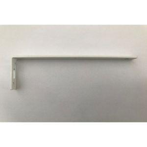 Gardinia Nosník stenový 15,5 cm Deluxe, biela, 4 ks