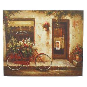 Obraz na plátne Bike, 56 x 46 cm