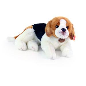 Rappa Plyšový pes bígl, 38 cm