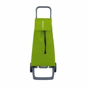 Rolser Nákupná taška na kolieskach Jet LN Joy, světle zelená