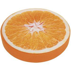 Bellatex Sedák Oreste Pomaranč, 38 cm