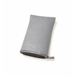 Simplehuman, Čistící rukavice z mikrovlákna na nerezové koše a spotřebiče   šedá