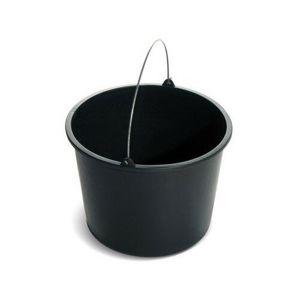 Vedro MALTOVNÍK 5 litrov, čierna, 5 l
